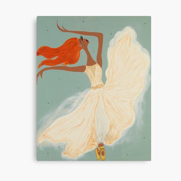 Cicely Canvas Print