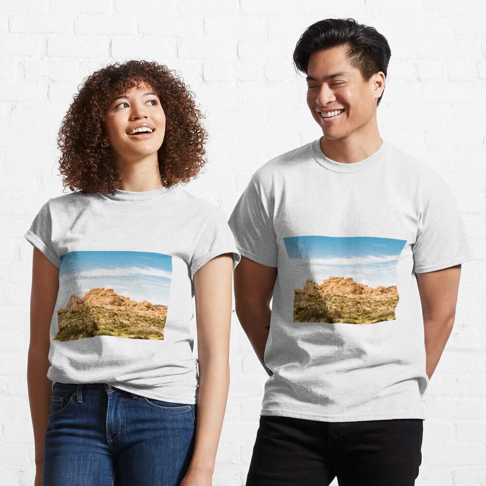 Big Rock Joshua Tree 7404 Classic T-Shirt