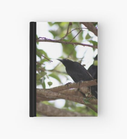 black bird Hardcover Journal