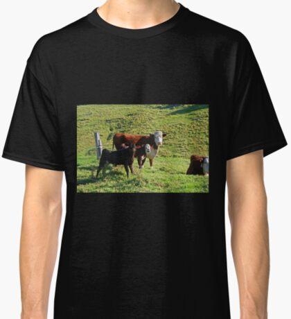 Dich anschauen! Classic T-Shirt
