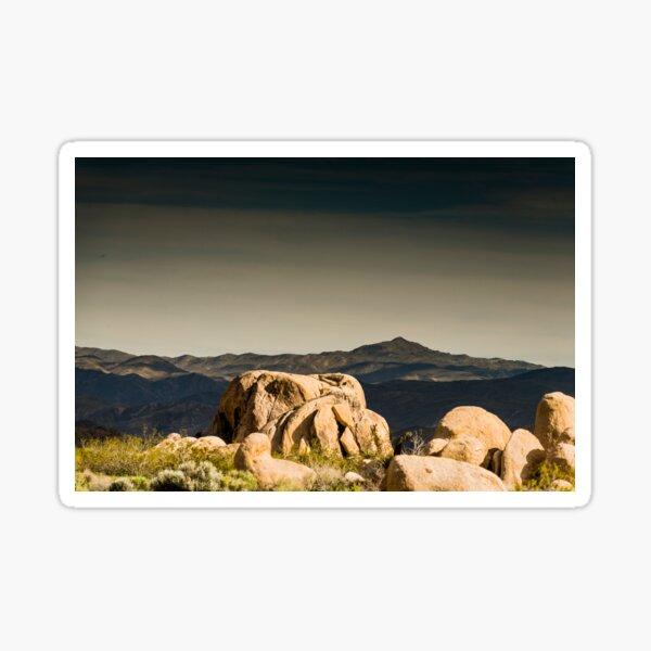 Big Rock Joshua Tree 7450 Sticker