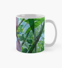 Paradise Birds in Watercolor Classic Mug