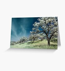 Sweat and Chills Greeting Card