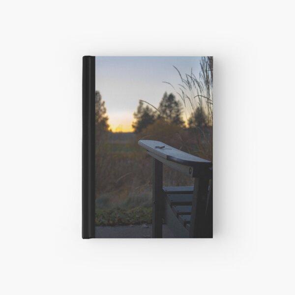 Last Glow Hardcover Journal