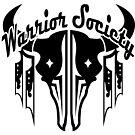 Warrior Society (Buffalo Black) by MelvinWarEagle