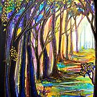 Trees - You Colour My World by Linda Callaghan