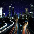 Spacey Atlanta by FrankieCat