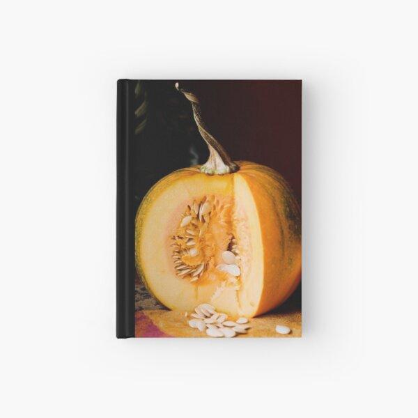 Happy Thanksgiving Pumpkin Hardcover Journal