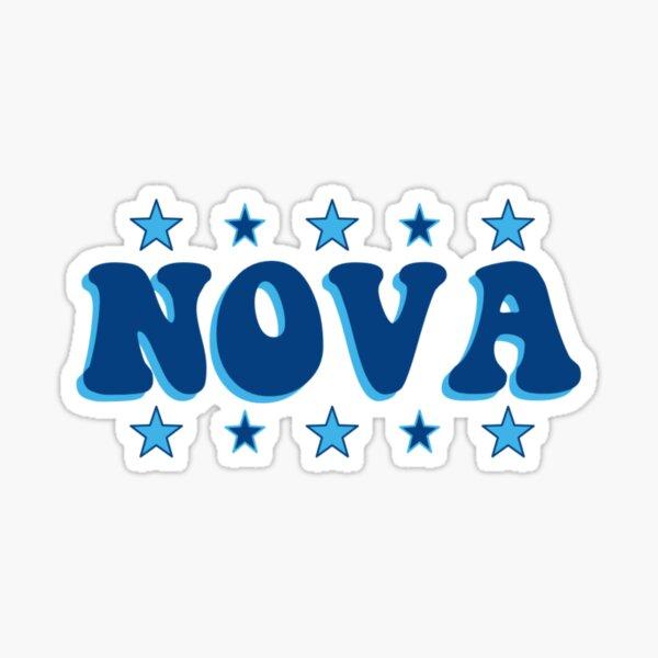 Nova '22 Sticker