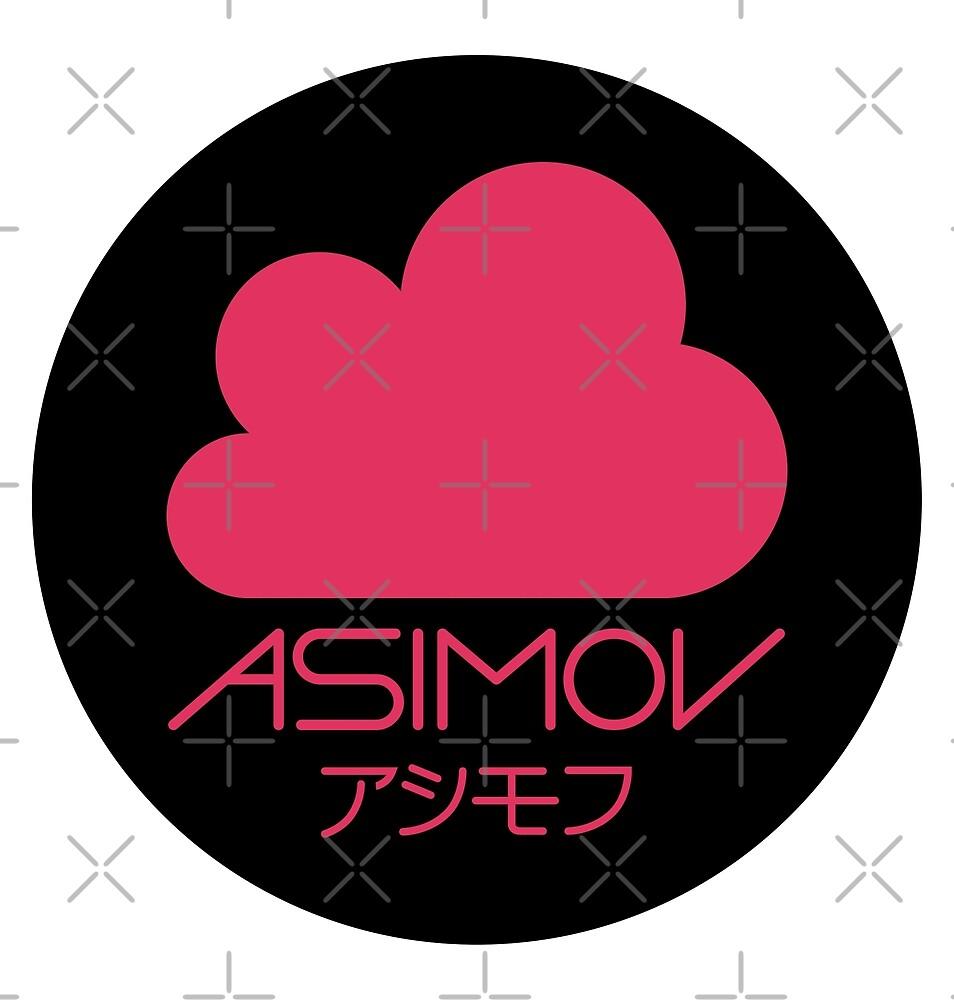 ASIMOV by steviecomyn