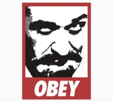 "The Master says... ""Obey!"""