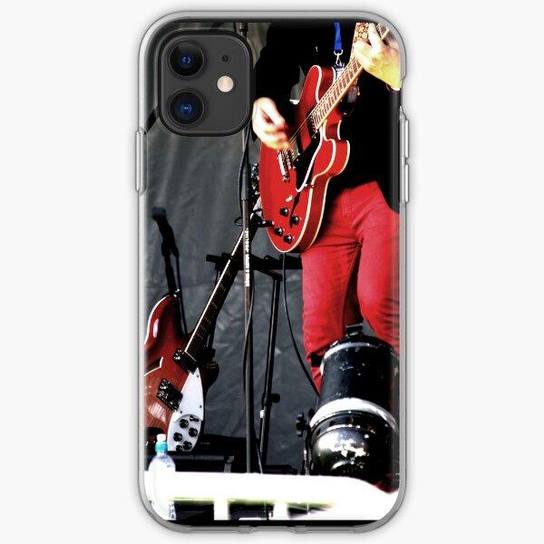 Guitar Man iPhone Soft Case
