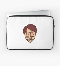 Pushing Daisies - Ned the Piemaker Laptop Sleeve