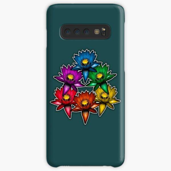 Pride Lilies Pyramid Samsung Galaxy Snap Case