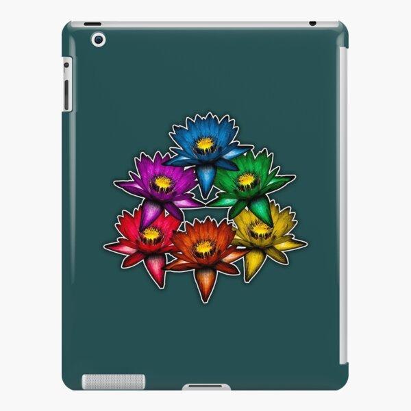 Pride Lilies Pyramid iPad Snap Case