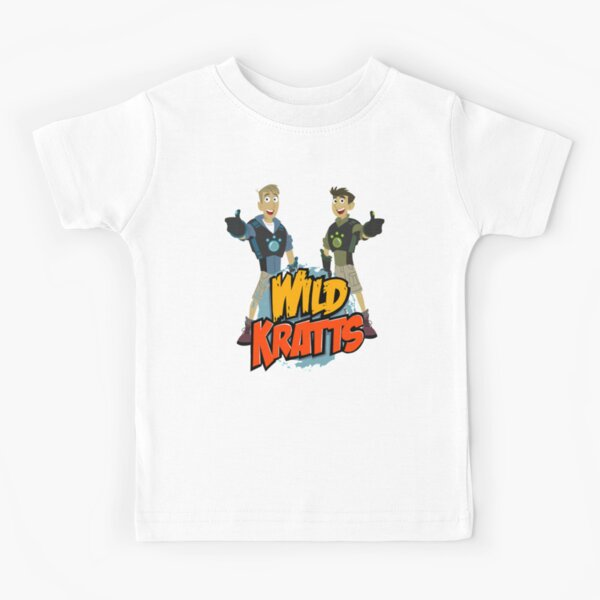 Wild Kratts Thumbs Up Kids T-Shirt