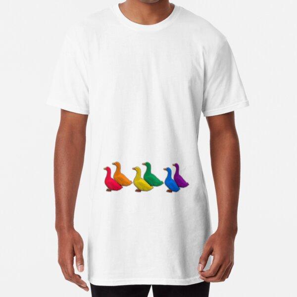 Queer Ducks Long T-Shirt
