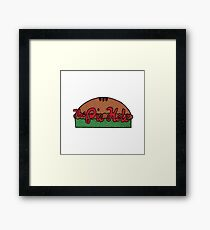 Pushing Daisies - The Pie Hole Framed Print