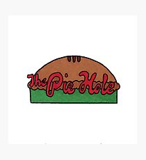 Pushing Daisies - The Pie Hole Photographic Print