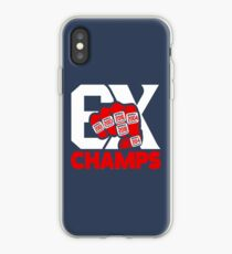 Limited Edition 6x Champs Tom Brady Tb12, New England Patriots, 6 Rings, Shirts, Mugs & Hoodies iPhone Case