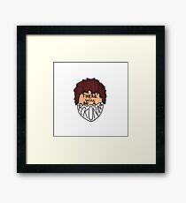 There Will Be A Reckoning Framed Print