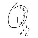 Will Graham Clock by Fullerverse
