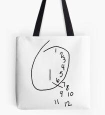 Will Graham Clock Tote Bag
