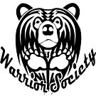 Warrior Society (Bear Black) by MelvinWarEagle