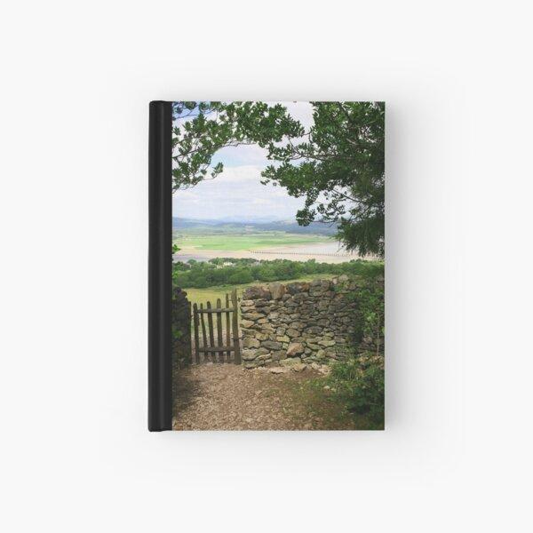 Arnside Knott Hardcover Journal