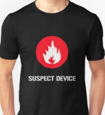 Suspect Device T-Shirt