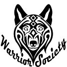 Warrior Society (Wolf Black) by MelvinWarEagle