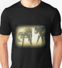 Boxers At Play Unisex T-Shirt