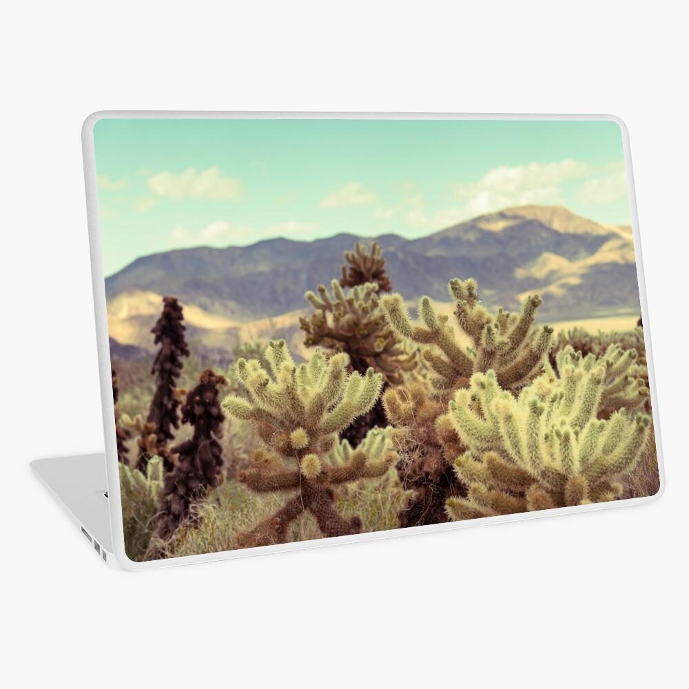 Super Bloom Paradise Joshua Tree 7380 Laptop Skin