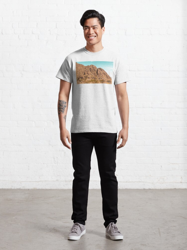 Alternate view of Landscape Joshua Tree 7339 Classic T-Shirt
