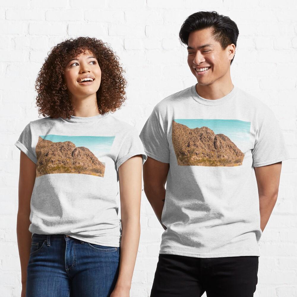 Landscape Joshua Tree 7339 Classic T-Shirt