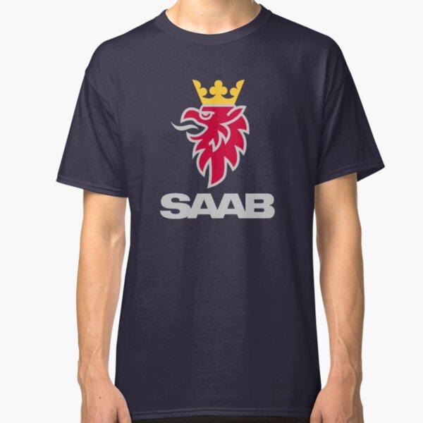 Saab-Logo-Produkte Classic T-Shirt
