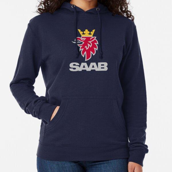 SAAB Logo Hoody Hoodie Hooded Top