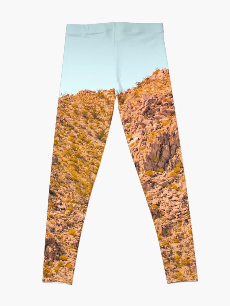 Alternate view of Landscape Joshua Tree 7348 Leggings