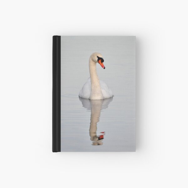Mute Swan Hardcover Journal