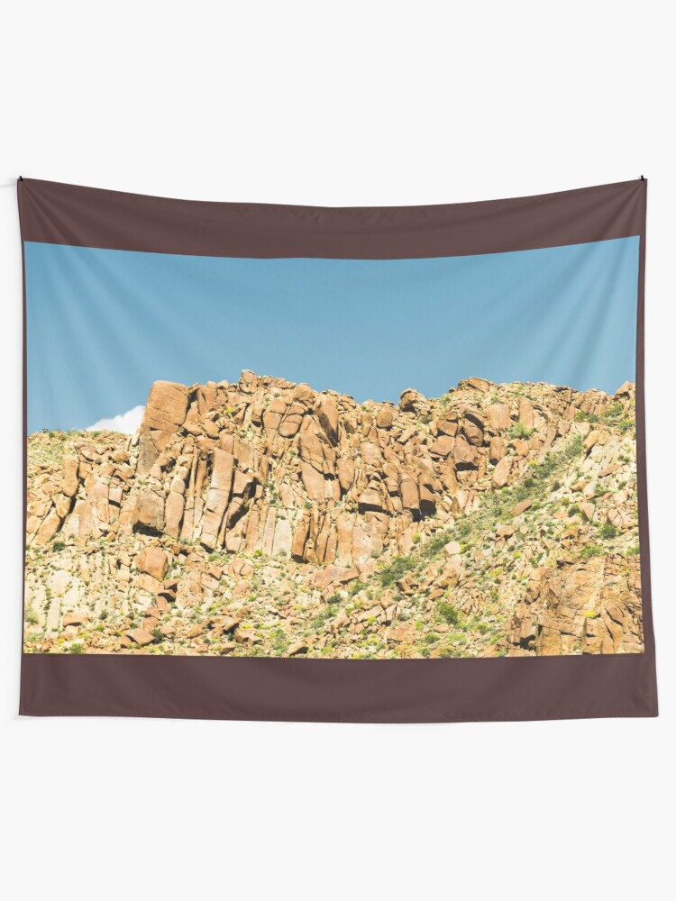 Alternate view of Landscape Joshua Tree 7360 Tapestry