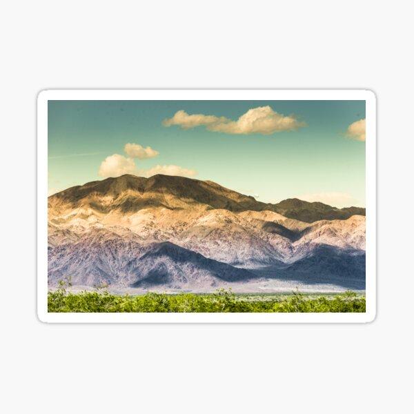 Landscape Joshua Tree 7370 Sticker