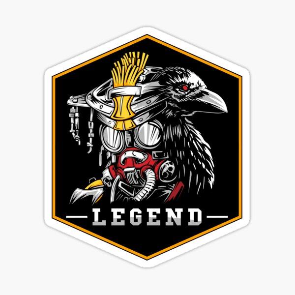 Beast of the Hunt Sticker