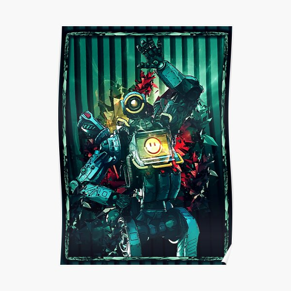 World of Warcraft Print Poster Watercolor Wall Art Game WoW Poster Gift W22