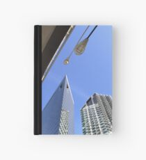 Chicago Cityscape Hardcover Journal