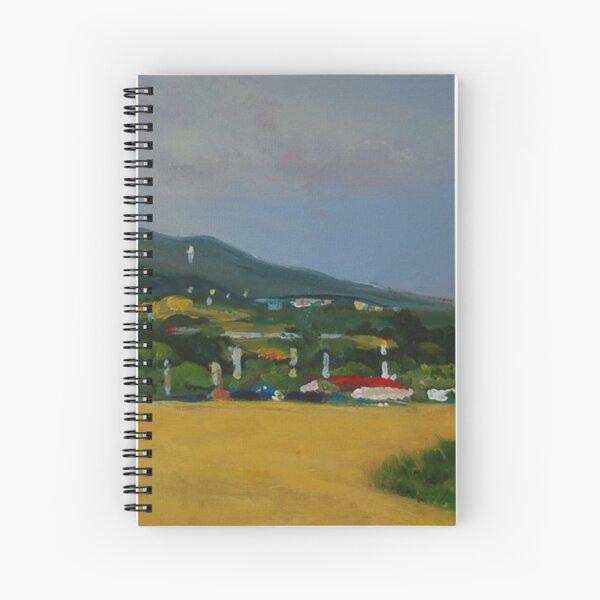Furano Spiral Notebook