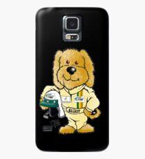 Elliot the Driver - Black Case/Skin for Samsung Galaxy