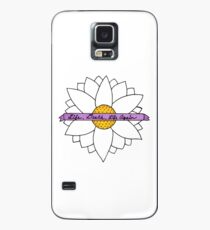 Pushing Daisies - Life, Death, Life Again Case/Skin for Samsung Galaxy
