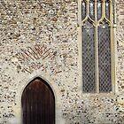 Window & Door, St Mary of Grace, Aspall by wiggyofipswich