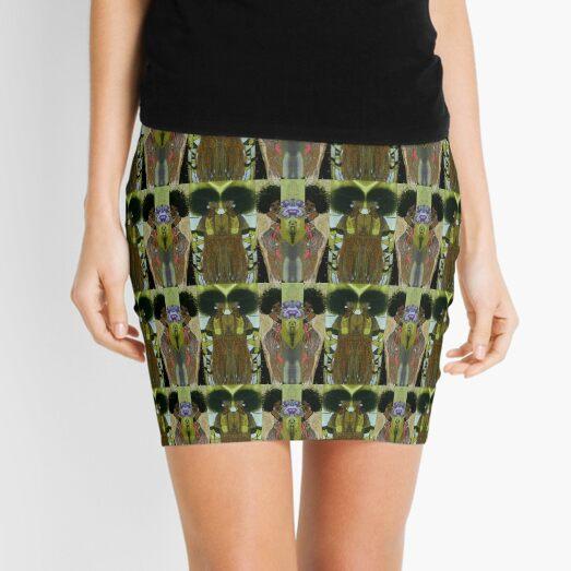 JAZEAZ® Dynasty  Mini Skirt