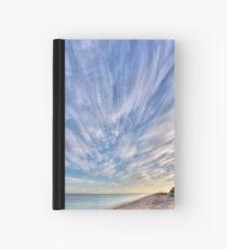 Busselton Beach, Western Australia Hardcover Journal